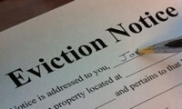 Eviction Notice Pic