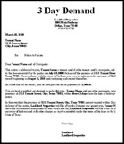 New york strict language eviction notice kit for Will template new york