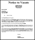 Delaware Strict Language Eviction Notice Kit